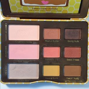Too Faced Peanut Butter & Honey Eye Shadow Palette